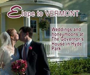 VT Elopements at The Governor's House at Hyde Park