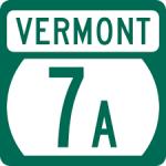 Historic VT Route 7A