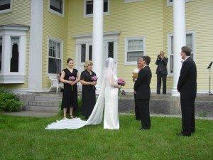 Hyde Park VT Weddings