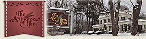 Historic New England Inns, Historic Inn of america, The Arlington Inn, Arlington Vermont,