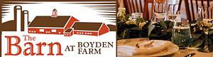 Boyden Barn - Boyden Farm, Cambridge, Vermont,