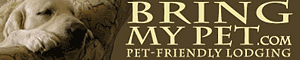 Bring My Pet - Pet Friendly Lodging