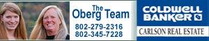 Stowe Real Estate Listings, Gayle Oberg, Carlson Real Estate Stowe Vermont,The Oberg Team