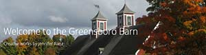 Greensboro Barn Gallery -Greensboro VT