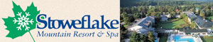 Stoweflake Mountain Resort and Spa, Stowe Vermont resort