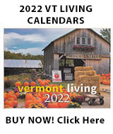 2022 Vermont Calendars