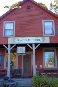 Peacham Vermont town store 2015