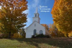 Sutton Baptist Church, Sutton Vermont