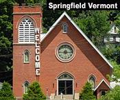 Springfield Vermont