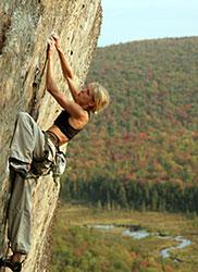 Vermont Rock Climbing