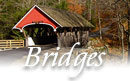 Woodstock historic vermont covered bridges