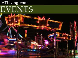Vermont Event Calendar Listings