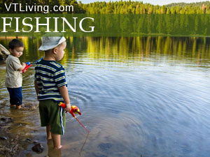 Vermont Fishing and wildlife, Vermont Fishing Licenses, Vermont Fishing