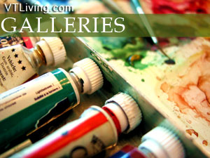 Vermont Art Centers, Artists Studios, Art Gallery Guide