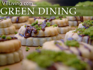 eco-friendly green vermont restaurants