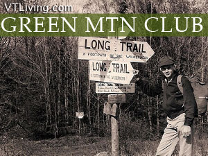 Vermontn Green Mountain Club Long Trail