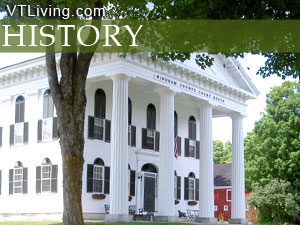 VT historical landmarks Vermont history