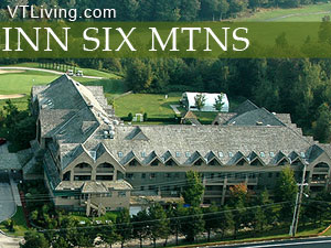 Inn of the Six Mountains, Killington Vermont lodging