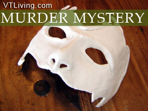 murder mystery weekend events in vermont