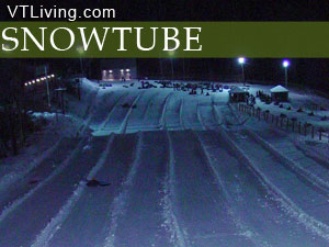Vermont vacation fun snow tubing at VT ski resorts