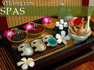 Vermont spas day spa massage treatments resorts