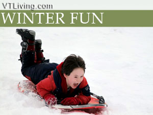 Vermont winter activities,ice harvesting,factory tour, covered bridge,snowboard,ski,