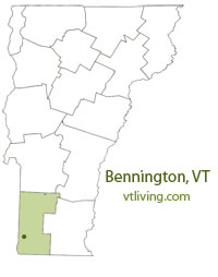 Old Bennington VT