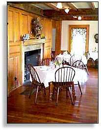Inn at Willow Pond restaurant