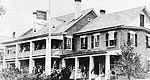 Historic Photo of the Historic Green Mountain Inn, Stowe Vermont