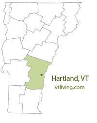 Hartland VT