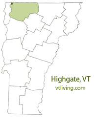 Highgate VT