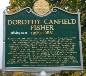 Dorothy Canfield Fisher Montessori School Founder