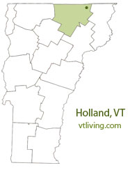 Holland VT