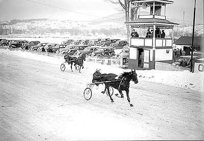 Orleans County Fair historical photo