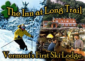 Inn at Long Trail, Vermont's first ski lodge killington lodging