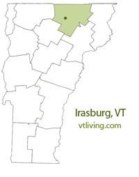 Irasburg VT