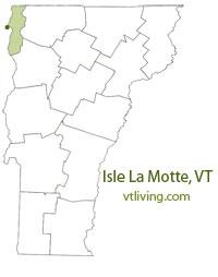 Isle La Motte VT