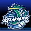 T lake monsters baseball team