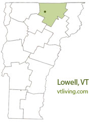 Lowell VT