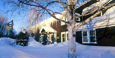 Winter Vacations at The Mountain Top Inn & Resort - Chittenden, VT