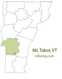 Mount Tabor VT
