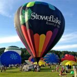 Stowefalke Hot Air Balloon Festival