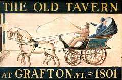 Windham Foundation, Old Tavern at Grafton, Grafton Inn, Old Tavern, Historic Vermont hotels