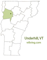 Underhill VT