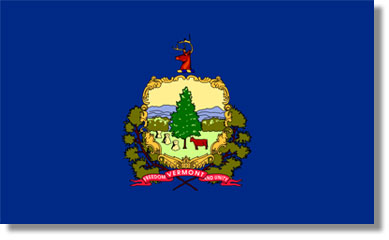 State of Vermont, Vermont, VT, state flag, Vermont Information, Vermont statistics, Vermont Chamber of Commerce, State of Vermont Travel and Tourism