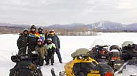 Burke Mountain Snowmobile Vacations Wildflower Inn NEK Northeast Kingdom Vermont