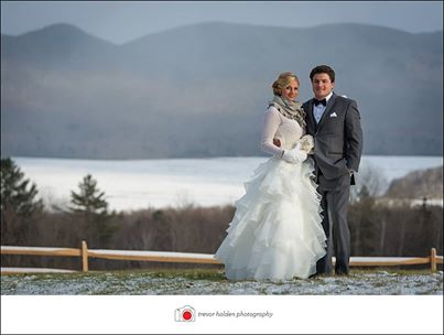 Vermont Lakefront Weddings