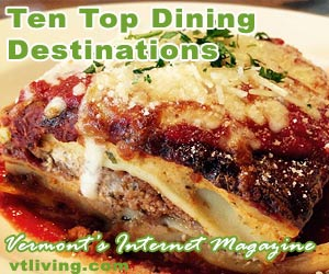 Vermont Dining Destinations