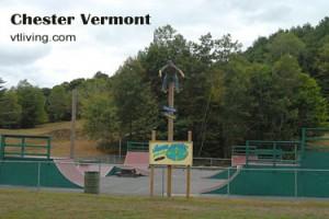 Chester VT Skatepark