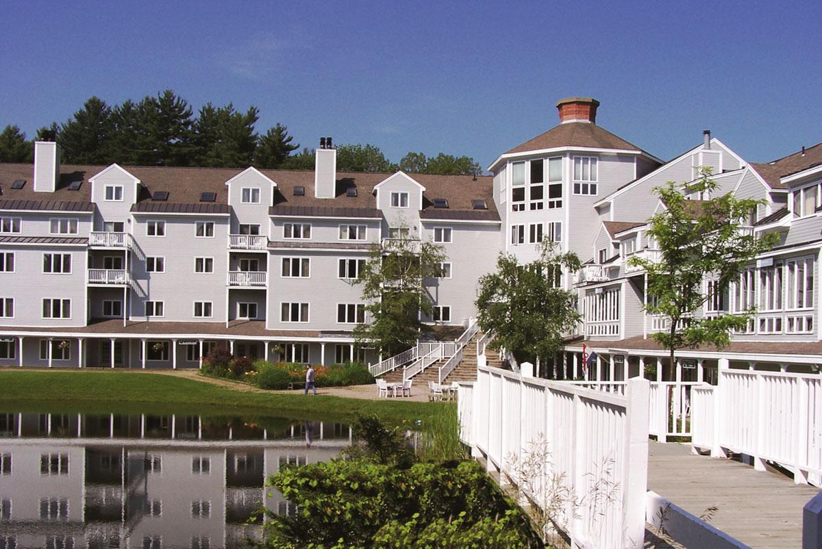 Holiday Inn Vacations Ascutney Mountain Resort Vt